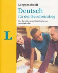 Langenscheidt Deutsch für den Berufseinstieg - Der Sprachkurs zur Erstorientierung am Arbeitsplatz