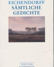 Joseph von Eichendorff: Sämtliche Gedichte