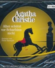 Agatha Christie: Alter schützt vor Scharfsinn nicht - Hörbuch
