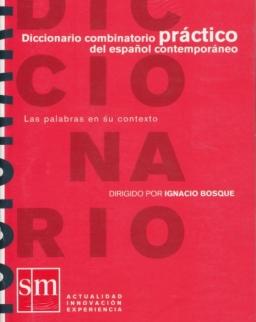 Diccionario combinatorio práctico del espanol contemporáneo