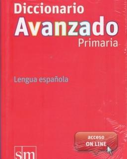Diccionario avanzado primaria, lengua espanola