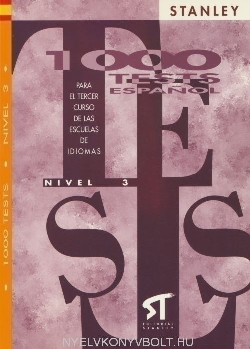 1000 Tests Espanol - Nivel 3