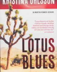 Kristina Ohlsson: Lotus blues
