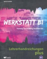 Werkstatt B1 - Lehrerhandreichungen plus