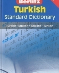 Berlitz Turkish Standard Dictionary (Turkish-English / English-Turkish)
