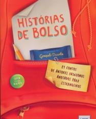 Historias De Bolso - Livro Segundo o Novo Acordo Ortográfico