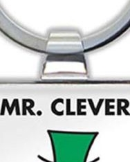 Mr. Clever Keyring