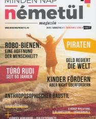 Minden nap németül magazin 2018 augusztus