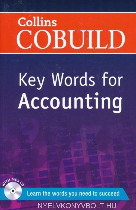 Key Words for Accounting with Mp3 CD