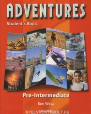 Adventures Pre-Intermediate Student's Book