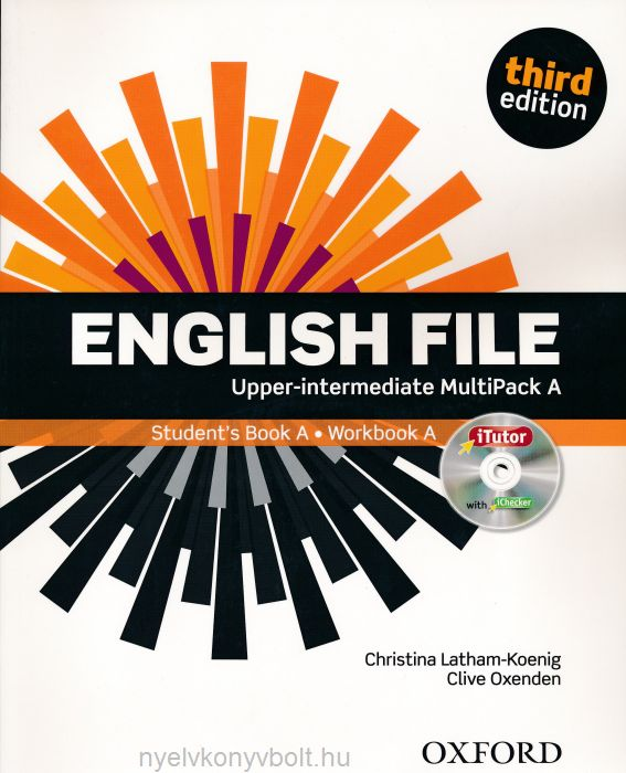 English File - 3rd Edition - Upper-Intermediate Multipack A with iTutor DVD-Rom