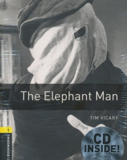 The Elephant Man with Audio CD - Oxford Bookworms Library Level 1