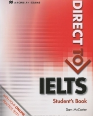 Direct to IELTS Student's Book without Key + Webcode Pack