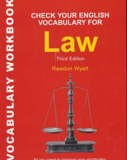 english legal terminology legal concepts in language fourth edition
