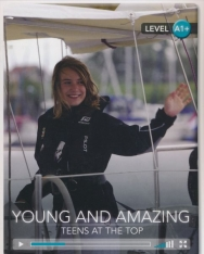 Young and Amazing - Teens at the Top with Online Access - Cambridge Discovery Interactive Readers - Level A1+