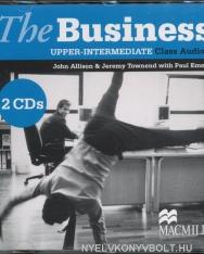The Business Upper-Intermediate Class Audio CDs