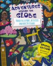 Adventures Around the Globe - Packed Full of Maps, Activities and Over 250 Stickers (Lonely Planet Kids)
