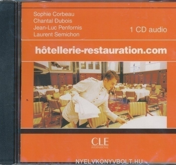 Hotellerie-Restauration.com CD audio pour la classe