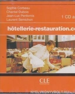 Hotellerie-Restauration.com CD audio pour la classe