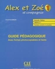 Alex et Zoé 1 Guide pédagogique Nouvelle Édition