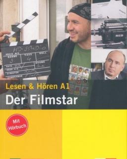 Der Filmstar mit CD - Lesen & Hören Niveau A1