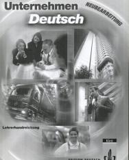 Unternehmen Deutsch Neu Lehrerhandbuch
