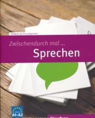 Zwischendurch mal ... Sprechen: Deutsch als Fremdsprache / Kopiervorlagen