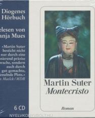 Martin Suter: Montecristo Audio CD