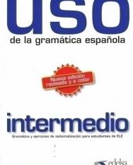 Uso de la Gramática nivel Intermedio - Nueva edición revisada y a color