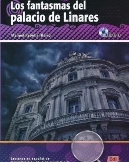 Los fantasmas del palacio de Linares - Incluye CD - Lecturas en Espanol de Enigma y Mysterio A2/B1