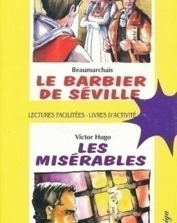 Le Barbier De Séville - Les Misérables avec CD Audio - La Spiga Lectures Facilités (A2)