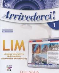 Arrivederci! : Software per la lavagna interattiva multimediale (LIM) 1 CD-Rom
