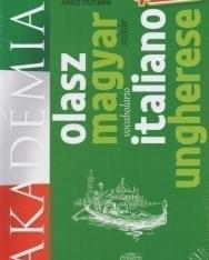 Akadémiai olasz-magyar szótár (Vocabolario italiano-ungherese)+ szotar.net internetes hozzáférés