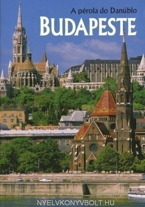 Budapest - A pérola do Danúbio