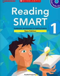 Reading Smart 1 Includes Audio CD