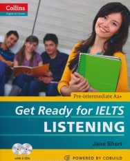 Get Ready for IELTS Listening with 2 CD's - Pre-Intermediate A2+