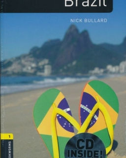 Brazil with Audio CD - Oxford Bookworms Factfiles level 1