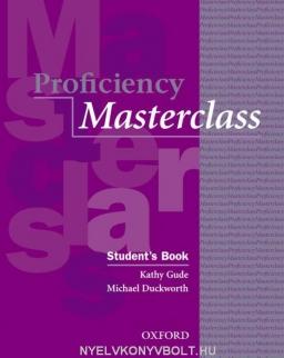 Proficiency Masterclass Student's Book