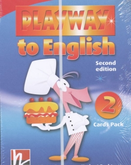 Playway to English - 2nd Edition - 2 Cards Pack