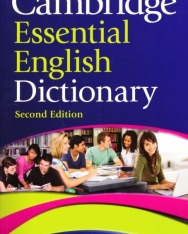 Cambridge Essential English Dictionary 2nd Edition Paperback