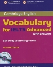 Cambridge English Vocabulary for IELTS Advanced with answers and Audio CD