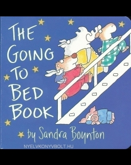 The Going to Bed Book - Board Book