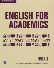 English for Academics Book 2  with Free Online Audio