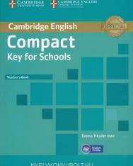 Compact Key for Schools Teacher's Book