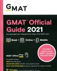 GMAT Official Guide 2021 + Online Question Bank