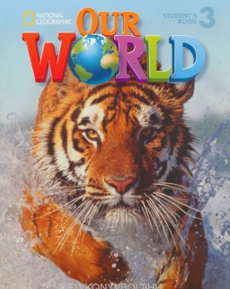 Our World 3 Student's Book with Student's CD-ROM