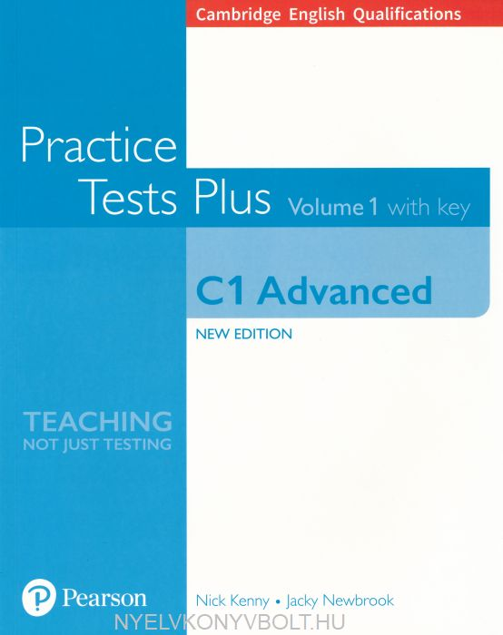 Advanced Practice Test Plus - Volume 1 with Key - New Edition