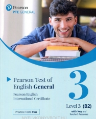 PTE Practice Tests Plus General level 3 - B2  - Paper Based Test with Key and Teacher's Resources