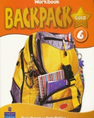 Backpack Gold 6 Workbook with Audio CD