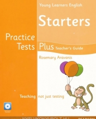 Young Learners English Starters Practice Test Plus Teacher's Guide with Speaking test Multi-ROM